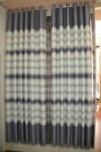 棉涤混纺简约风格