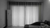 青秀区凤岭新新家园客厅万博体育官网客户端案例——现代风格