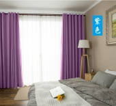 尚品麻紫色